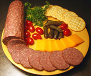 Grass-fed Beef Summer Sausage